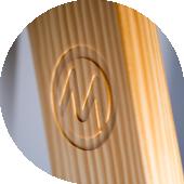 BOIS MASSIF - PIN